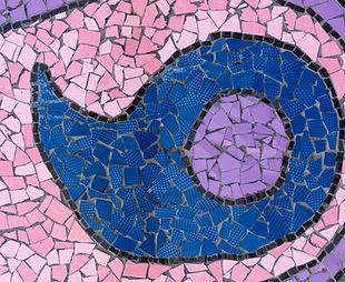 Mosaikformen