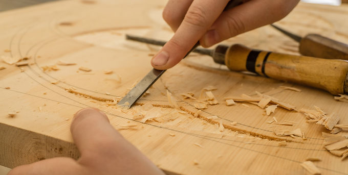 Inventing & Woodworking