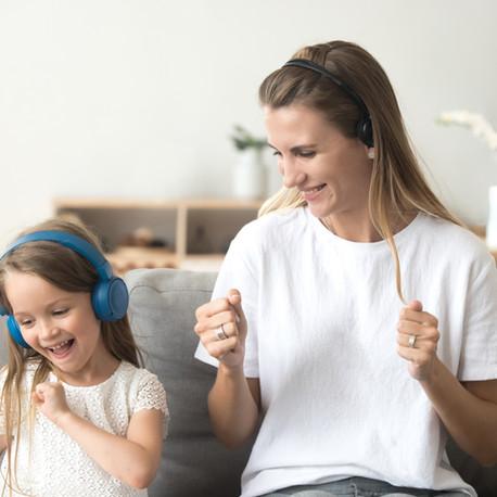 Dicas de músicas para distrair as crianças