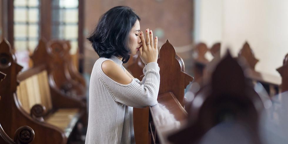 Unanswered Prayer Course