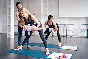 Mothers Exercising with Babies