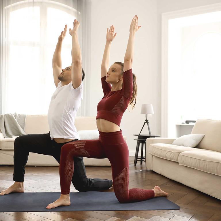 Happy Head Yoga - THURDSAYS 6.15pm