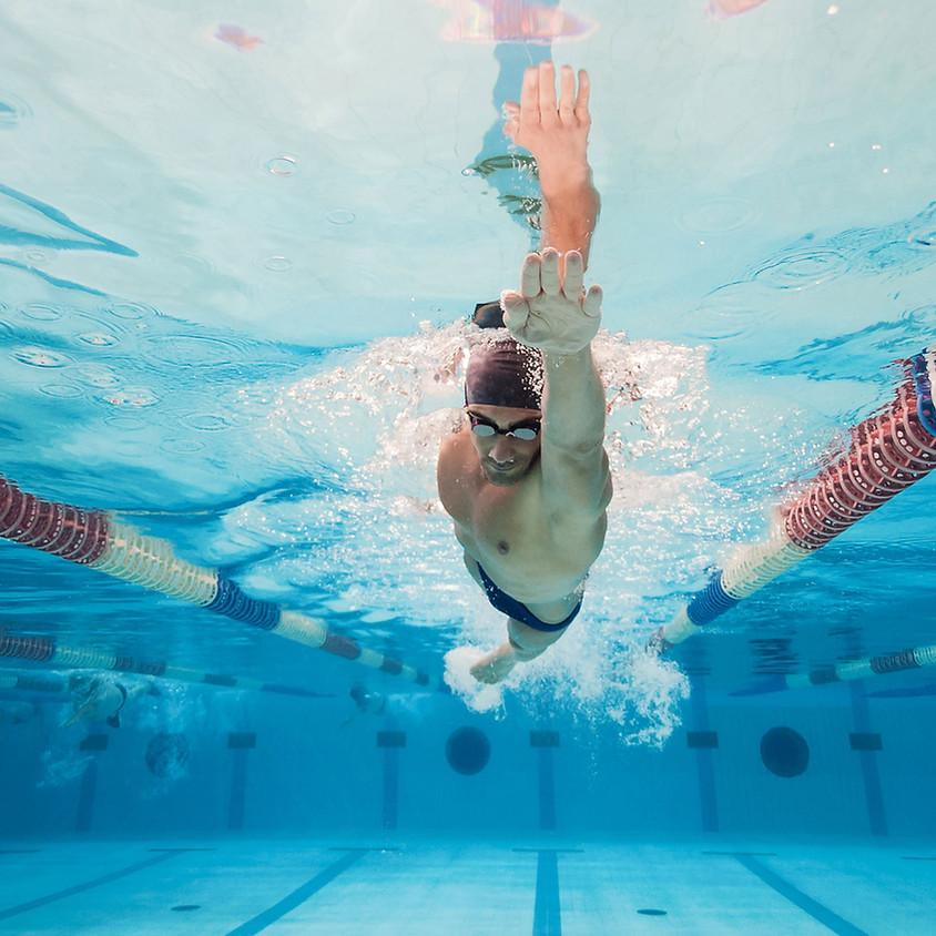 Entrainement de piscine à Thionville 25/06 de 20h30 à 21h30