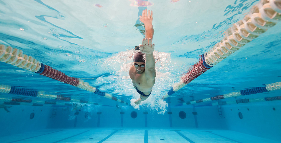 Swimming Laps STAM