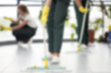 The trusted janitorial service in Tulsa