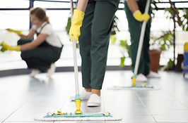 Como Maintenance Cleaning