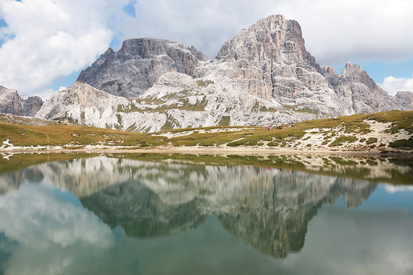 Riflesso di montagna