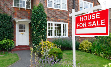 House For Sale Sign
