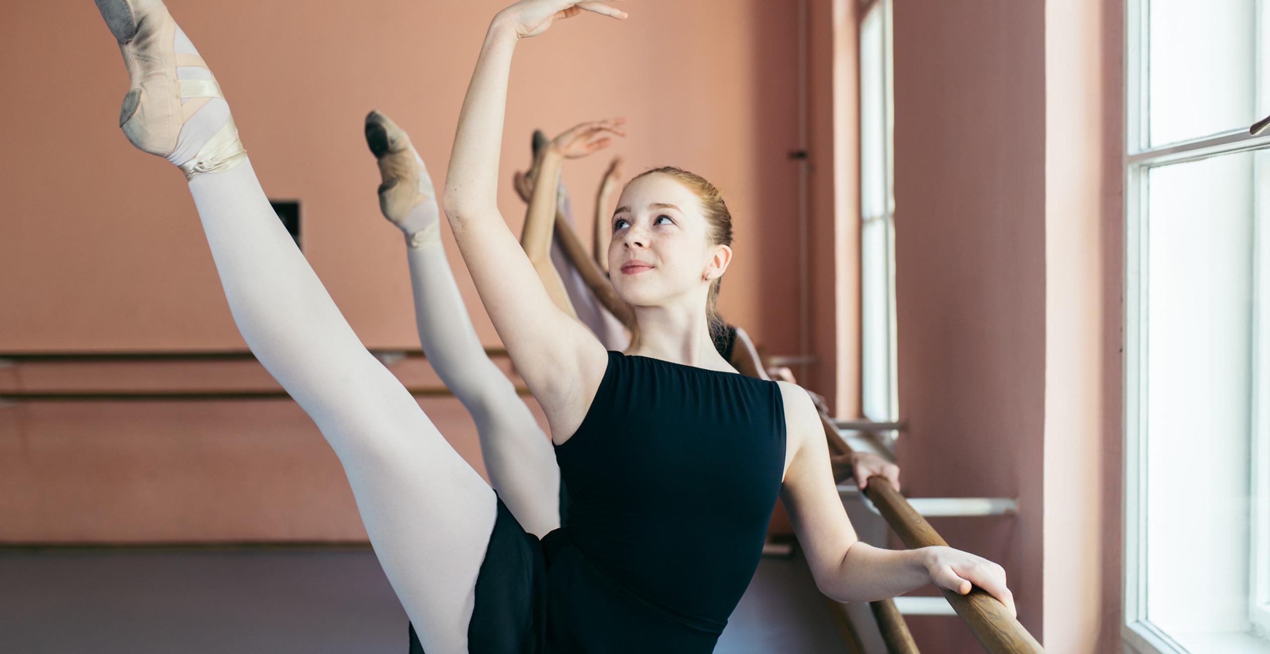 Ballet dancer mobility
