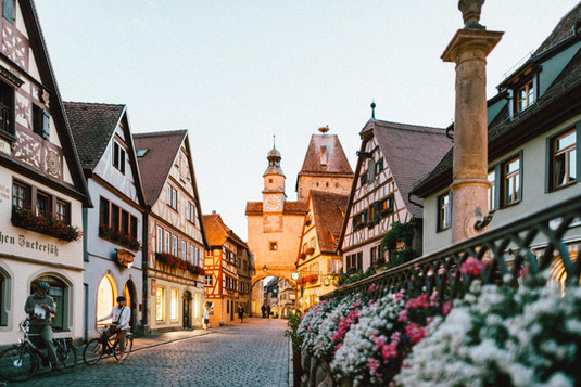 Traveling in Germany