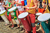 Bateristas de carnaval