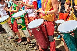 Batteurs de carnaval