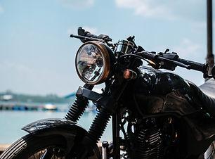 Moderní motocykl