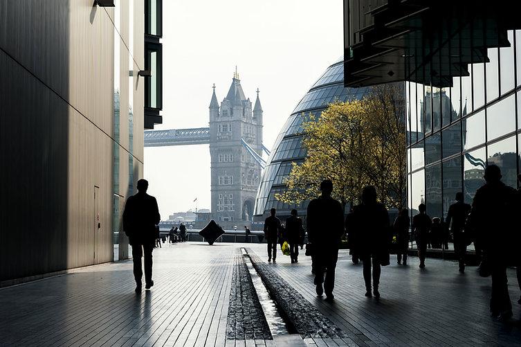 Londra Manzarası