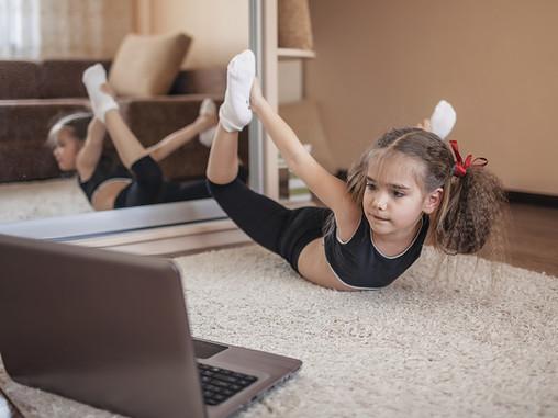 Virtual Yoga Games for Kids