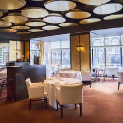 Restaurantbereich Hotel