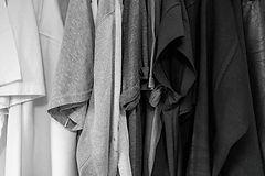 T skjorte rack