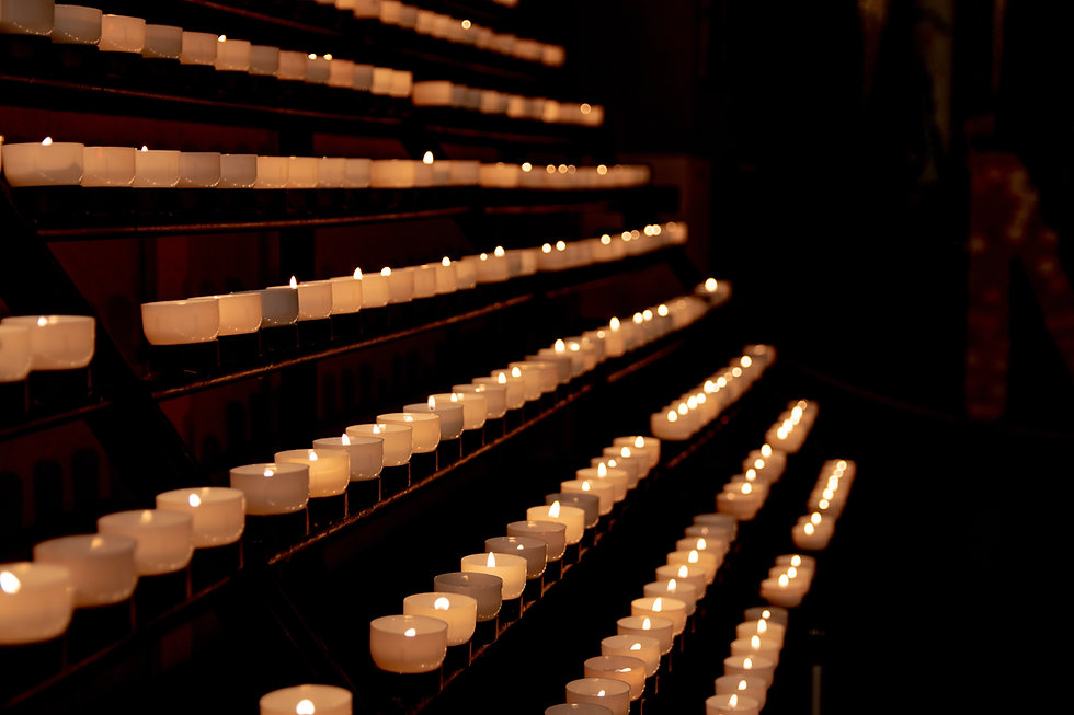 Prayer Candles