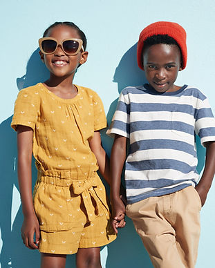 Niños de moda