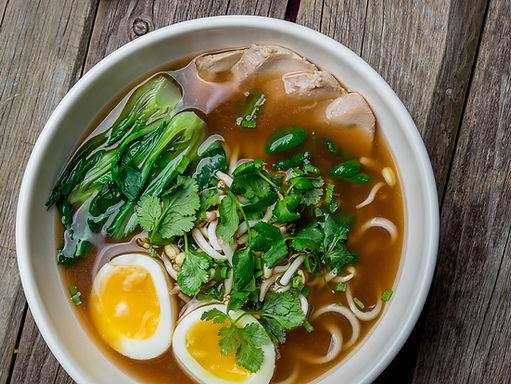 Ramen Soup Bowl