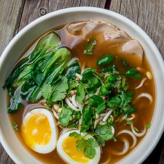 Ramen Soup - Comfort in a Bowl