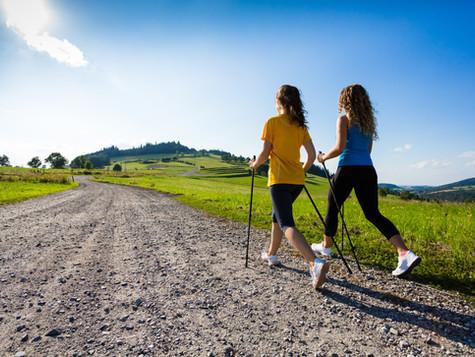 Alternativtermin Sportabzeichen Walking
