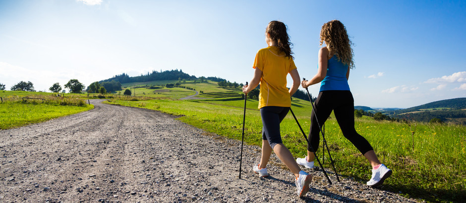 Walking is Exercise | Warm-Up & Cool-Down to Prevent Pain & Injury