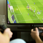 Soccer Video Game