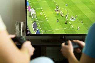 Fußball-Videospiel