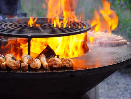 Grill Saison beginnt bald,..                   oder Männerküche?