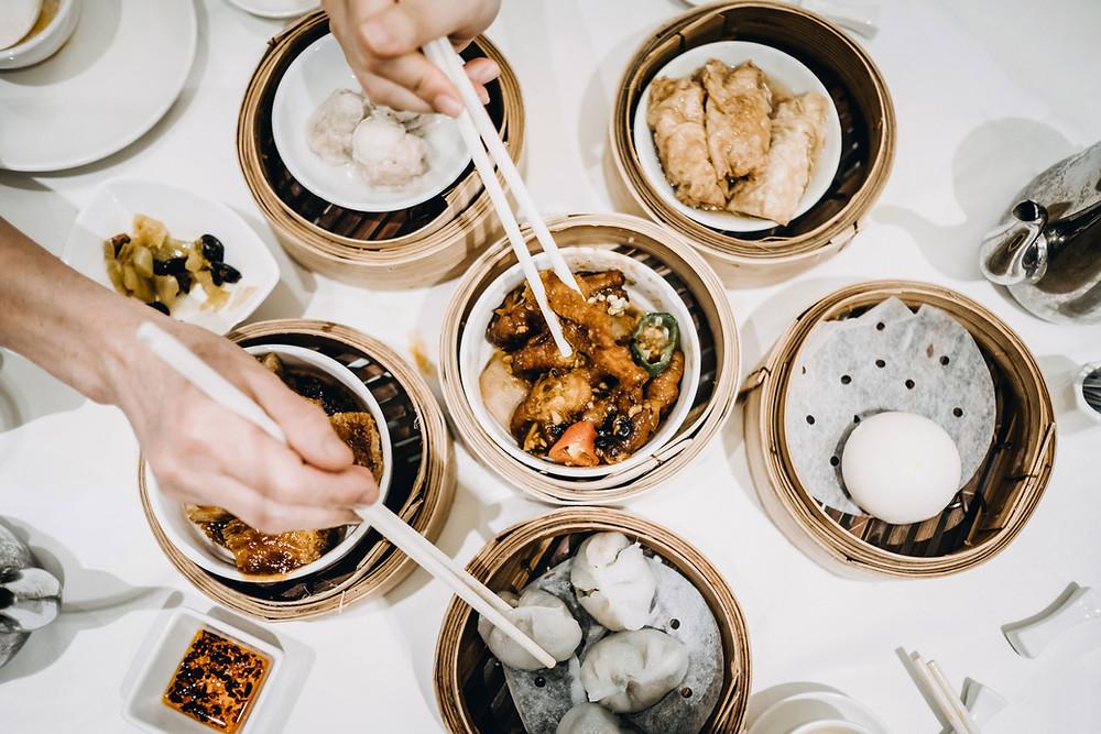 En la cocina china se hace uso de productos con gran cantidad de ácido glutámico.