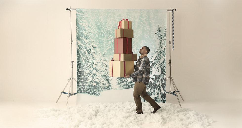 Balancing Gift Boxes