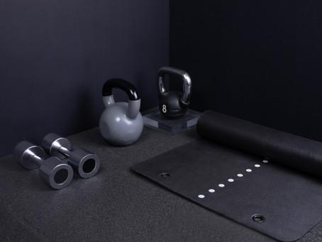 Home Gym Or Gym Gym.. You Decide