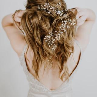 Wedding Hair Style