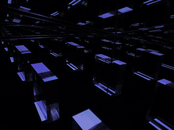 Illuminated Abstract Shapes