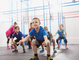 Neue Coronaregeln für den Kindersport in Thüringen.