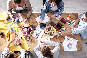 Arts & Crafts group
