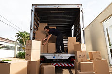 Boxes in a Truck