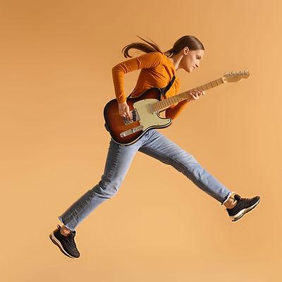 Diversión con guitarra