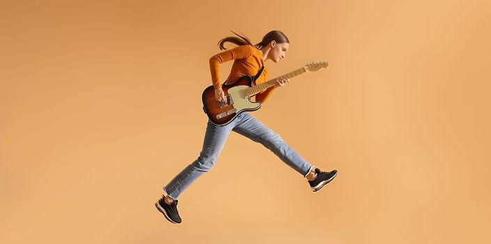 ギターを楽しむ