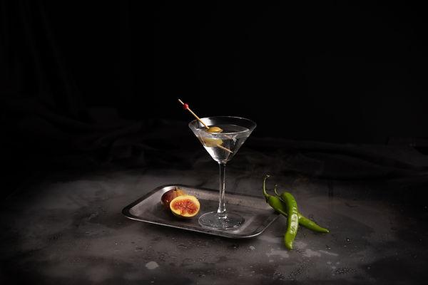 Bebida elegante