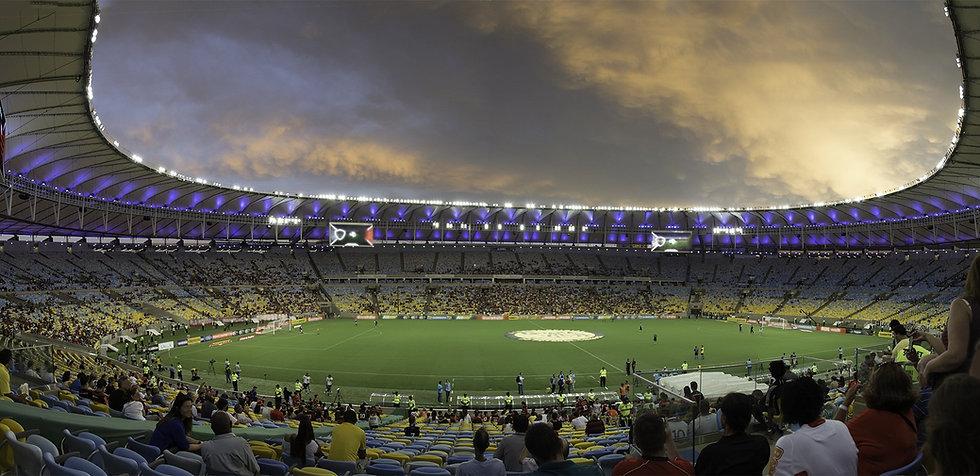 Volles Stadion