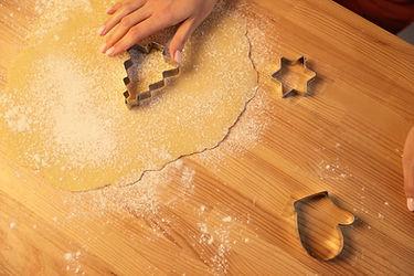 Cookie ausgeschnitten