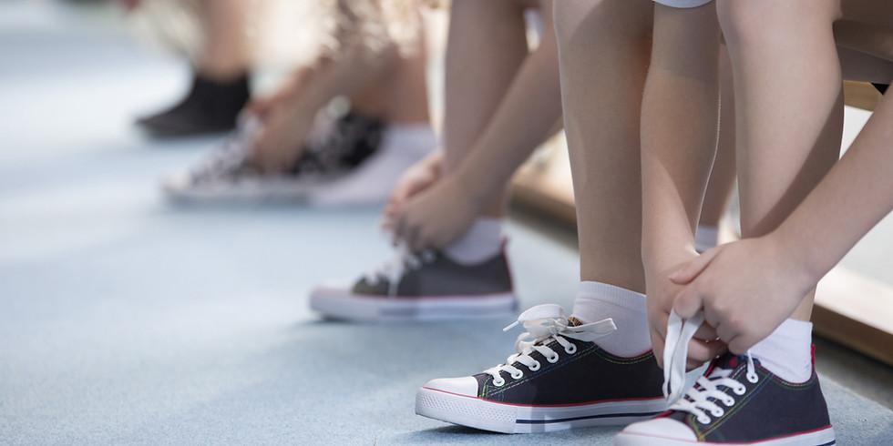Foot Dermatology Live Online - Children's Feet