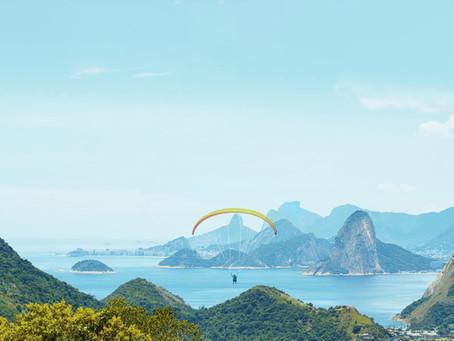Viajar pelo Brasil ou Viajar pelo Mundo?