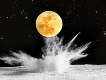 Des Mannay Will Soon Be On The Moon