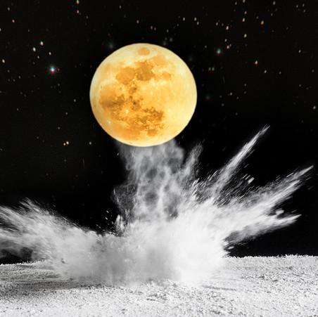 Spruzza magia in questa eclissi di luna