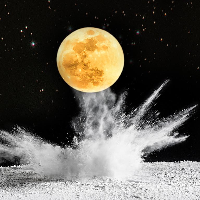 Full Moon Ritual + Meditation June