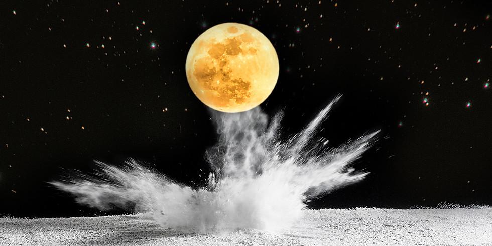 Gran Fiesta para Celebrar la Observación de la Luna