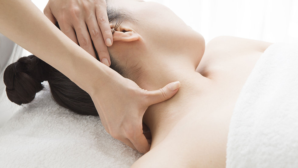 """Soin """"3 Lunes""""- Massage pré-natal femme enceinte premier trimestre"""